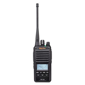 摩托罗拉 数字对讲机,Mag One EVX-C34 DMR数字对讲机 数模兼容 防水防水,适工厂,工地等