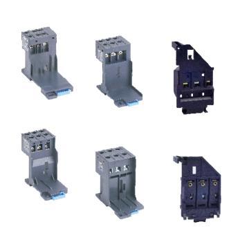 正泰CHINT JRS1系列热过载继电器附件,接线座 JRS1-09-25