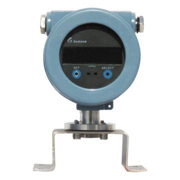 浙江新蓝 CG-80深冷型,DN80 4 MPa 0.2级分体式法兰 -200-200℃ 316L 20kg/min(水)3M电缆