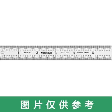 三丰钢直尺,300mm ,182-131,不含第三方检测