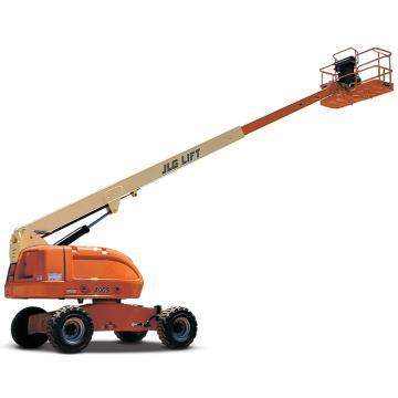 JLG 400系列柴油直臂式高空作业平台,平台最大高度(m):12.29 额定载重(kg):230,400S