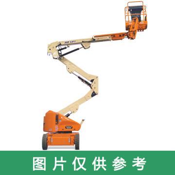 JLG E400系列电动曲臂式高空作业平台,平台最大高度(m):12.19 额定载重(kg):226.8,E400AJPN