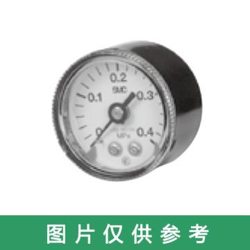 SMC 洁净减压阀用压力表,带限位指示器,G46-4-02-SRA
