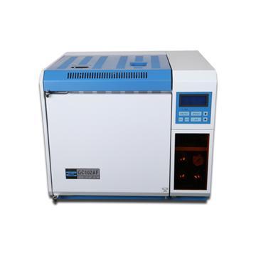 气相色谱仪,GC102AF(单FID、单填充柱进样器、反控软件)