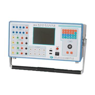 长江电气/Changjiang Electric 微机继电保护测试系统,2012