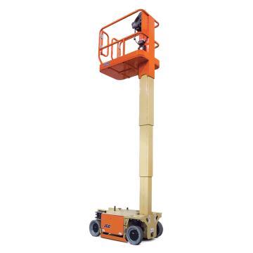 JLG 自行直立桅柱式高空作业平台,平台最大高度(m):3.66 额定载重(kg):230,1230ES