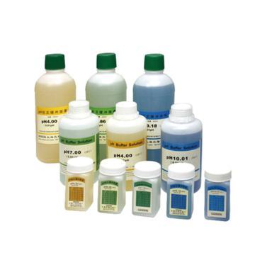 亚速旺 ASONE 经济型pH校正缓冲溶液 pH4.00 1瓶