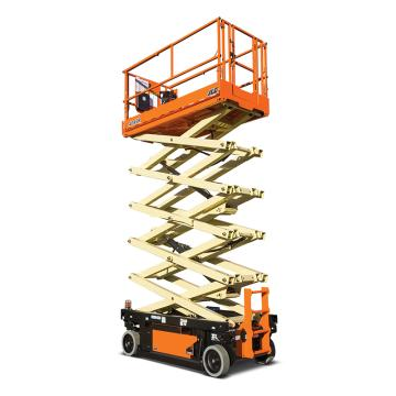 JLG R系列电动剪式高空作业平台,平台最大高度(m):11.97 额定载重(kg):113,R4045