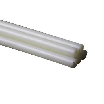 米白色优质尼龙棒,φ55x1000mm 1根