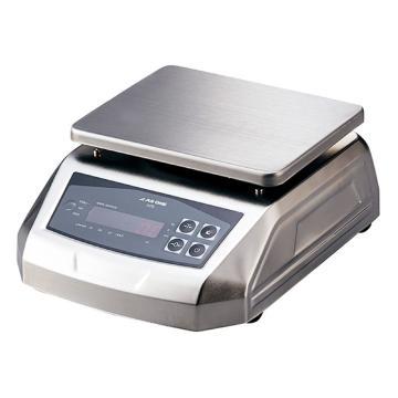 亚速旺 防尘防水电子天平,3kg/0.1g,外校,WPB3K01,C3-6685-01