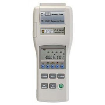 法国CA/CHAUVIN ARNOUX 电池测试仪,C.A 6630