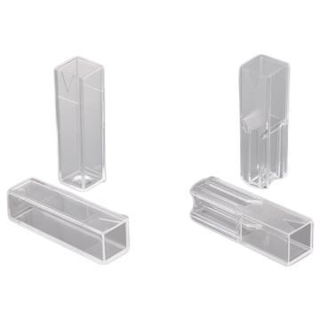 亚速旺 ASONE 一次性比色皿 SM-PS 半微量(100个)/箱