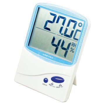 亚速旺 ASONE 数字式温湿度计 O-206BL 1个入