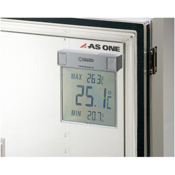 亚速旺 ASONE 大屏温度计(TRACEABLE)4160(1个)入