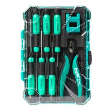 宝工Pro'sKit 精密电子工具套装,8件套,PK-652