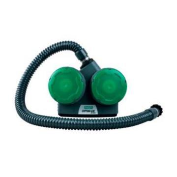 梅思安MSA 电动送风装置,10049559,欧风3000EX防爆型动力送风式呼吸器