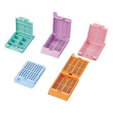 亚速旺(ASONE)组织包埋盒 粉色 EM102 250只/中盒,CC-5653-04