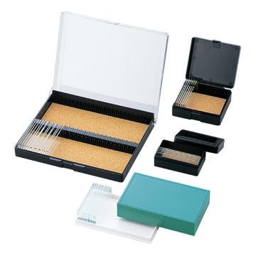 亚速旺(ASONE)载玻片盒(塑料制)P-50 50片用(1个),1-4615-03