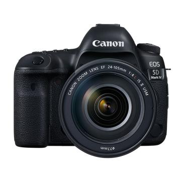 佳能Canon 数码单反相机,全画幅 (约3040万像数)EOS 5D Mark IV(EF 24-105mm f/4L IS II USM)