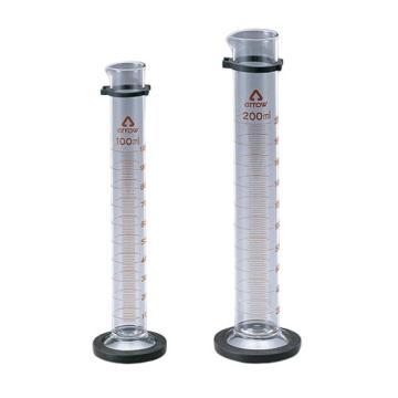 亚速旺(ASONE)量筒(硬质玻璃)100ml(1个),6-231-06