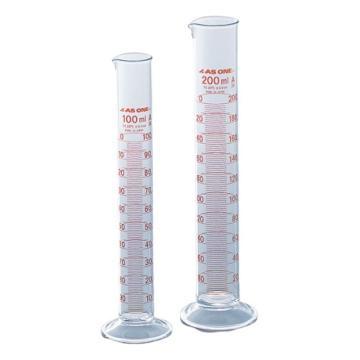 亚速旺量筒(高精度) 50ml(1个),1-8562-05