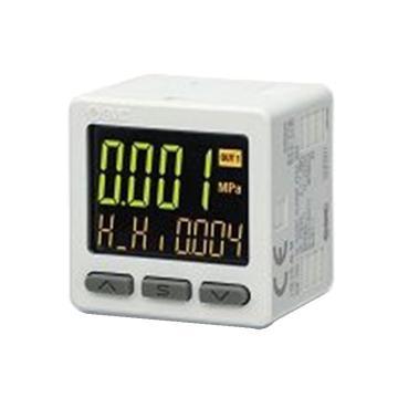 SMC 3画面,高精度数字式压力开关,正压用,ISE20-N-01-L