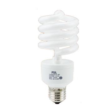 佛山照明 T3 螺旋型节能灯,11W E27 白光,单位:个