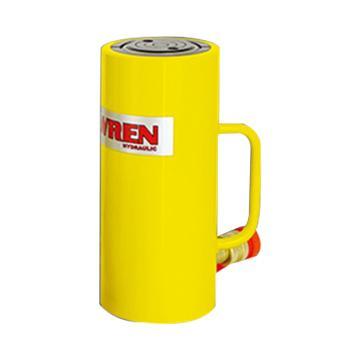 雷恩WREN 单作用薄型液压油缸,50吨,行程51mm,RC502