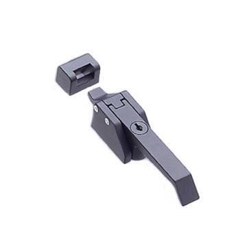 索斯科 上偏心杠杆式门锁,A7-10-352-20,黑色