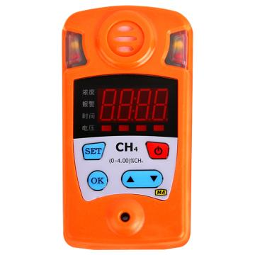 北京卓安 便携式甲烷检测报警仪,JCB4,煤安证号MFA110032