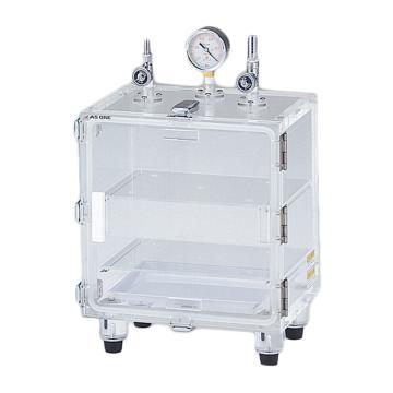 亚速旺 真空防潮箱,容积:12L,内寸:260×180×260mm,VL型 ,1-068-01