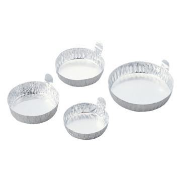 亚速旺(ASONE)带把锡纸杯 NO.3 100个,5-075-04