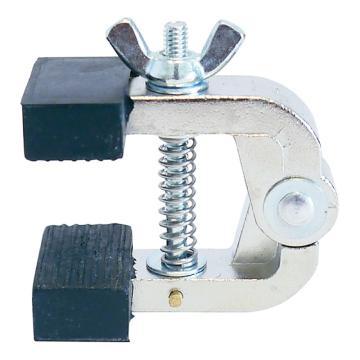 亚速旺开口反应器夹(铝合金) 3个入