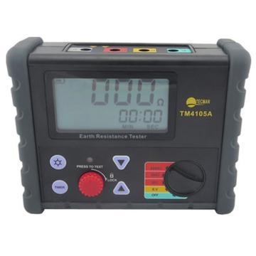 8113820泰克曼/TECMAN 接地电阻测试仪,TM4105A