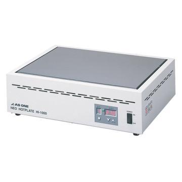 亚速旺 电热板,最高温度:300℃,顶板尺寸:400×300mm,HI-1000 AC230V,1-5170-81
