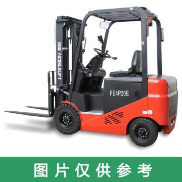 诺力 E系列平衡重式电动叉车,额载(T):2 半交进口电控,FE4P20E
