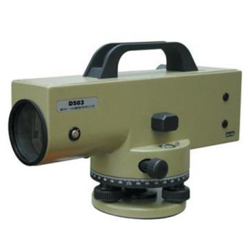 苏一光 高精密水准仪,DS03,含2米铟钢尺1对,脚架1付