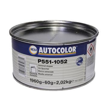 PPG 万能原子灰,P551-1052G,2KG/罐