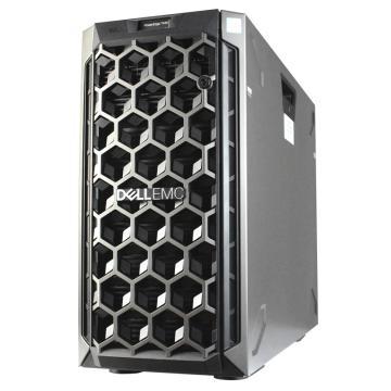 戴尔DELLT440服务器,非热插拔[铜牌3104/8G/SAS600G/H330/DVDRW/450W单电源/3年保修]不含系统