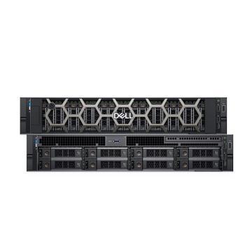 戴尔DELLR740服务器,8*3.5背板[铜牌3104/8G/SAS600G/H330/DVDRW/495W/3年保修]不含系统