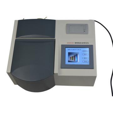 扬州国浩电气 油酸值自动测定仪,GHAV303