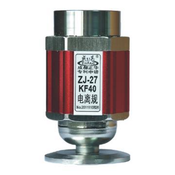 正华电子 电离规,ZJ-27/KF40