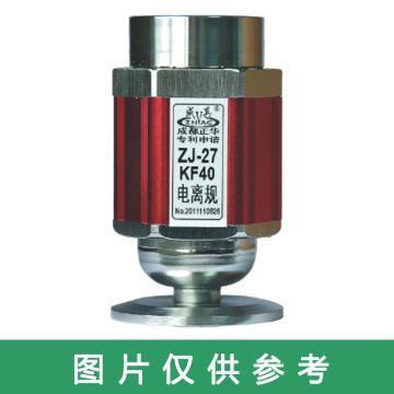 正华电子 电离规,ZJ-27/KF25