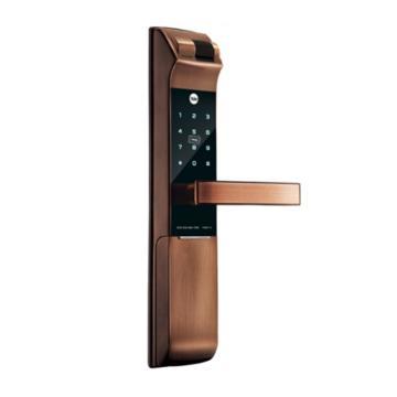 耶鲁 智能电子门锁,7116,红古铜,不包安装