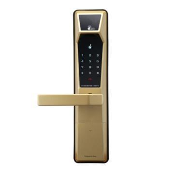 耶鲁 智能电子门锁,YDM-4111,金色,不包安装