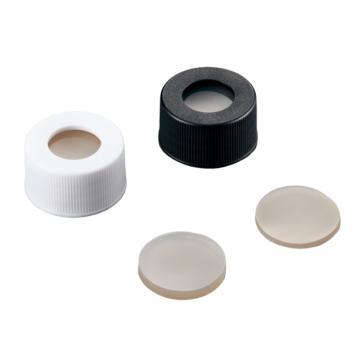 亚速旺微量瓶用开口盖及隔垫 SP2230 1袋(100个)
