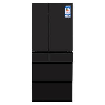松下 656L六门多门冰箱,NR-F681WX-X5,日本原装进口,自动独立制冰