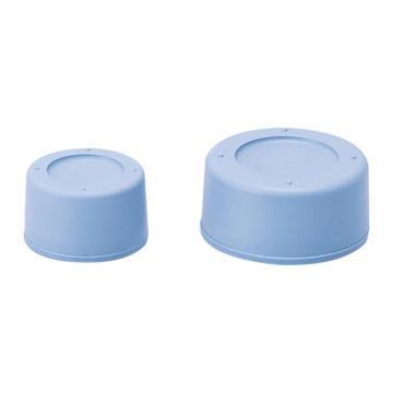 亚速旺(ASONE)微量瓶用橡胶塞 铝盖(1个),5-112-03