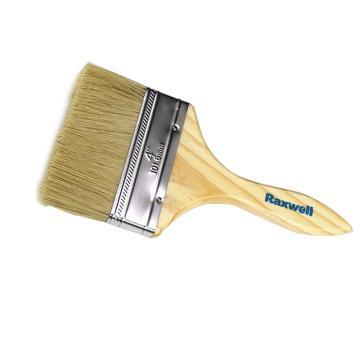 Raxwell油漆刷,毛刷,4寸,RTGB0004