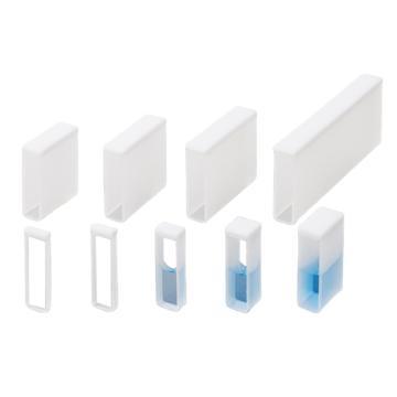 亚速旺ASONE石英比色皿 Q-106(2面透明)(1个),C1-2902-06